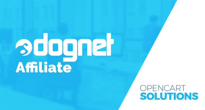 Dognet Affiliate OC2.x-3.x