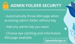 Admin Security Opencart (Enhanced)