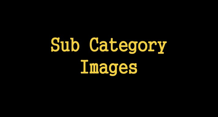 Sub Category Images
