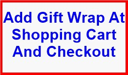 Add Gift Wrap At Shopping Cart And Checkout