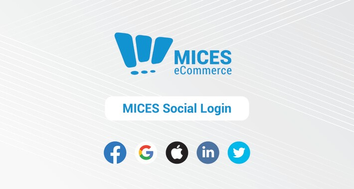 MICES Social Login