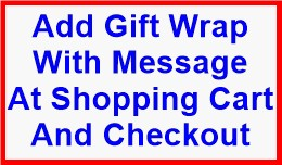 Add Gift Wrap With Message At Cart And Checkout