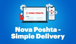 Nova Poshta - Simple Delivery (support v. 1.5-3.*)