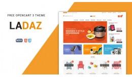 So Ladaz – Free Responsive OpenCart 3.x & ..