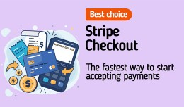 Stripe Checkout :: ApplePay / Cards / SEPA / EU ..