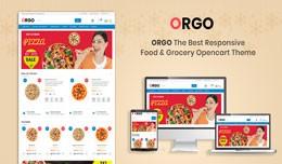 Orgo Organic & Grocery  Responsive Theme