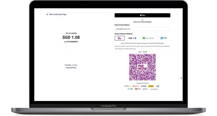 HitPay - E-Commerce Payment Gateway Singapore
