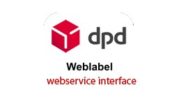 DPD weblabel - webservice interface
