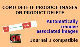 Como Delete Images on Product Delete
