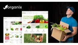Organic Organix Multipurpose Responsive Opencart..