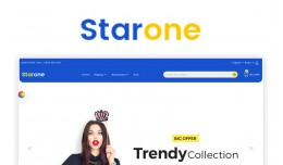 Fashion Shop Starone Multipurpose Responsive Ope..