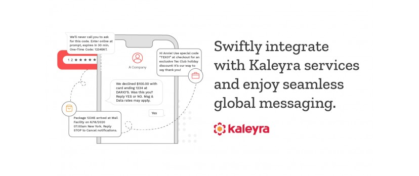 Enjoy Quick & Easy Business Messaging On OpenCart with Kaleyra