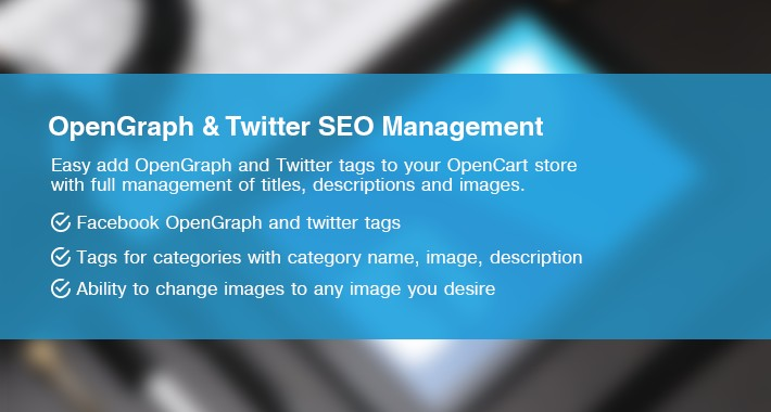 OpenGraph & Twitter Tags Social Media (SEO Ultimate)