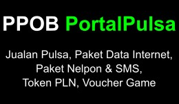 PPOB PortalPulsa - Jual Pulsa, Paket Internet, T..