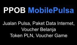 PPOB MobilePulsa - Jual Pulsa, Paket Internet, T..