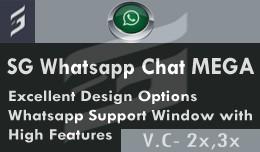 Whatsapp Chat Mega