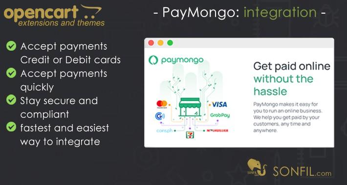 PayMongo integration