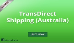 Opencart TransDirect Shipping (Australia)