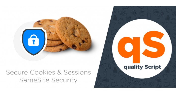 Secure Cookies & Sessions - SameSite Security