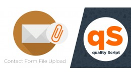 Contact Form File Upload