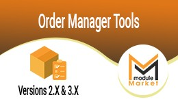 Order Manager Tools