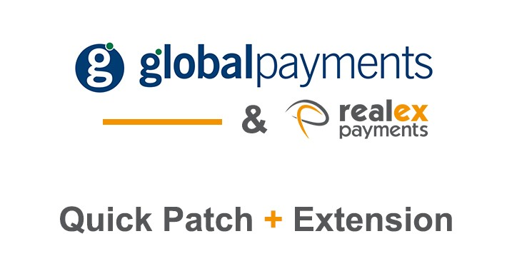 Global Payments - Realex Redirect 3D secure v2 Quick Patch