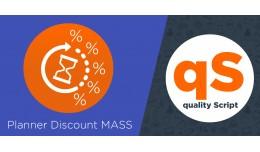 Planner Discount MASS