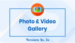 Photo & Video Gallery