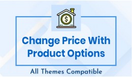 Change Price With Product Options