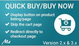 Quick Buy/Buy Now
