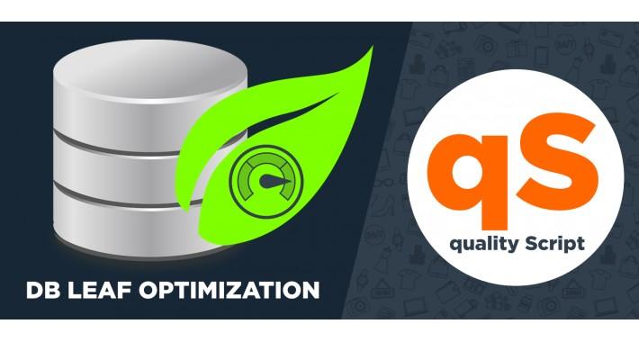 Database Leaf Optimization Pro - for huge databases
