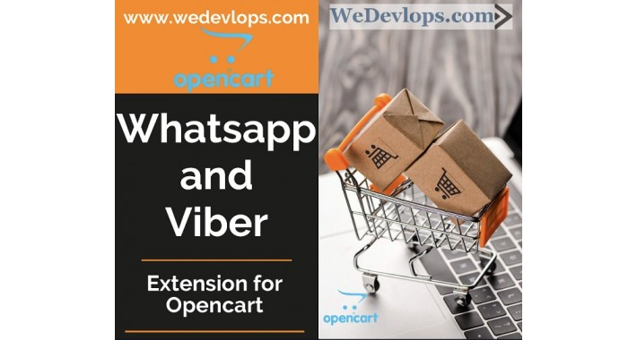 Whatsapp and Viber frontend extension