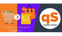 Cumulative Discount Rules Pro