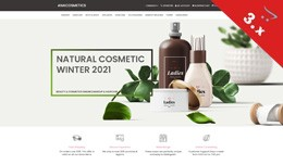 Anacosmetics - Beauty, Spa, Makeup - Responsive ..