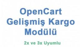 Opencart Kargo Entegrasyonu