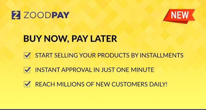 ZoodPay Buy Now Pay Later