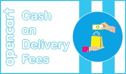 Cash on Delivery with Fees - Opencart 3