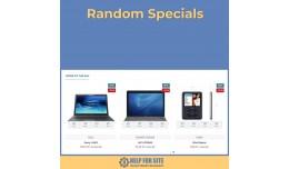 Random Specials