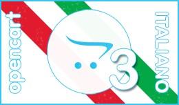 Opencart 3.0.3.8 Italiano Professionale - Italia..