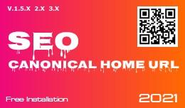 SEO Canonical Home URL   2021   Full OCMOD