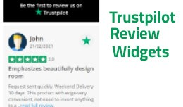 Opencart Trustpilot Review Widgets PRO