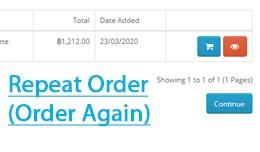 Repeat Order (Order Again)