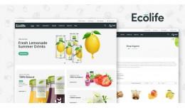 Organic 3 OpenCart 3.X Multistore Theme (Free In..