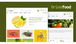Organic 1 OpenCart 3.X Multistore Theme (Free In..