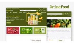 Organic 2 OpenCart 3.X Multistore Theme (Free In..