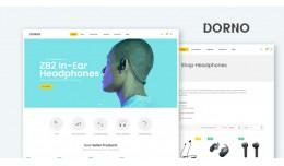 Headphones OpenCart 3.X Multistore Theme (Free I..