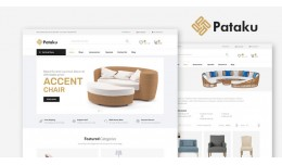 Furniture 1 OpenCart 3.X Multistore Theme (Free ..