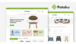Furniture 3 OpenCart 3.X Multistore Theme (Free ..