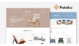 Furniture 4 OpenCart 3.X Multistore Theme (Free ..