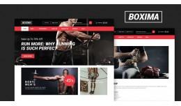 Sport OpenCart 3.X Multistore Theme (Free Instal..